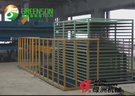 Automatic Fireproof Lightweight Wall Panel Production Line For Mgo Board / Panel