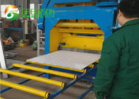 Decorative Drywall Sheet Perforation Machine For Square / Round Hole